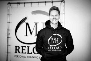 mike Hindriks personal trainer Groningen, kickboks training, circuit training