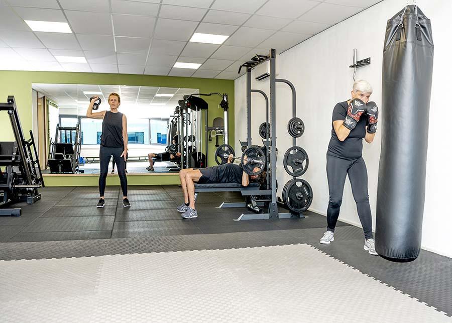 circuittraining personal trainer Groningen