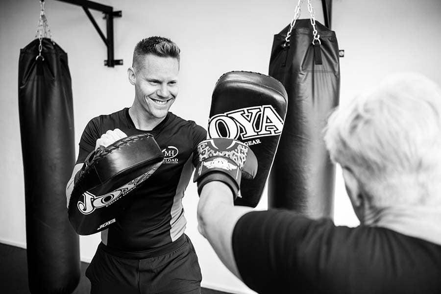personal bokstraining 1 op 1 groningen