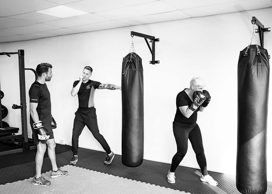 personal bokstraining 1 op 2 groningen